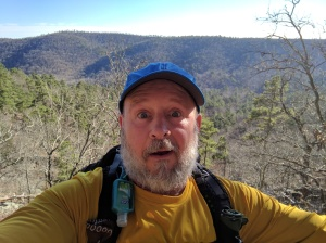 Hiking Ouachita National Forest