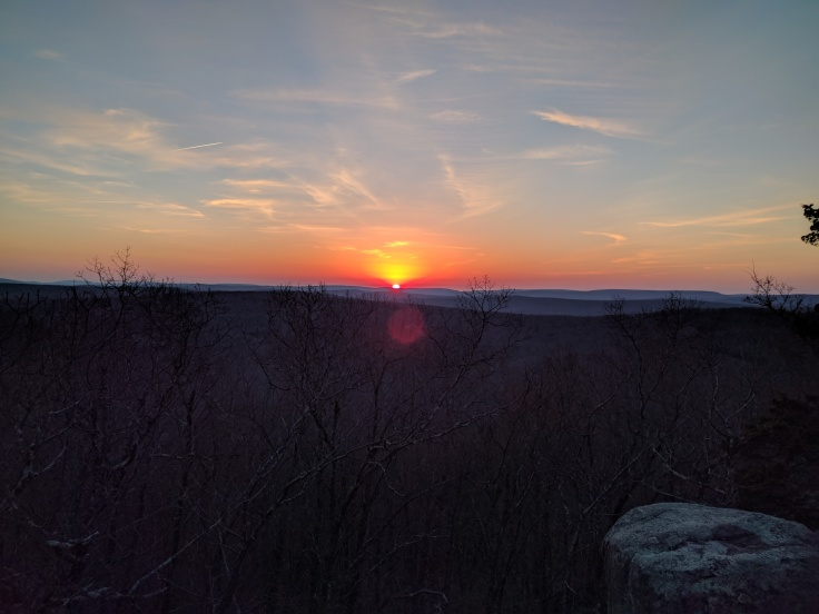 Incredible sunrise!